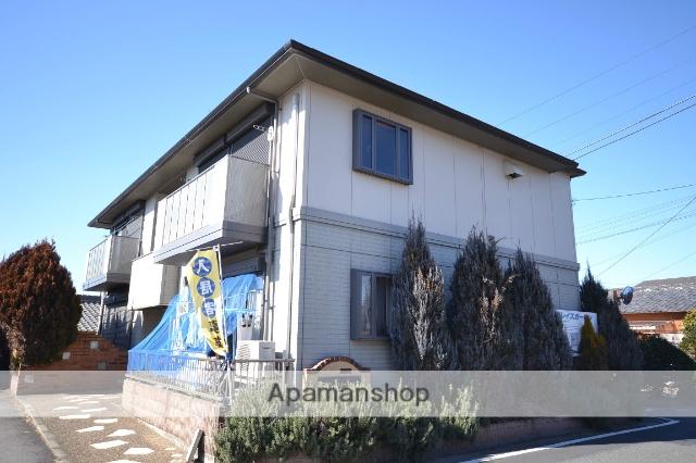 群馬県高崎市の築13年 2階建の賃貸アパート
