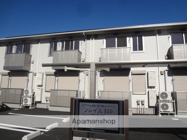 群馬県高崎市、倉賀野駅徒歩25分の築4年 2階建の賃貸アパート