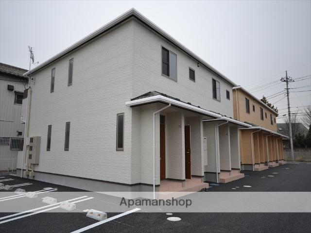 群馬県高崎市、倉賀野駅徒歩24分の築4年 2階建の賃貸アパート