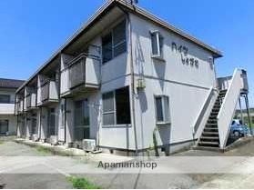 群馬県高崎市、吉井駅徒歩10分の築29年 2階建の賃貸アパート