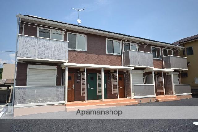 群馬県高崎市、高崎駅徒歩35分の築3年 2階建の賃貸アパート