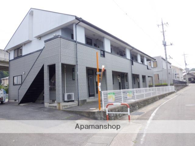群馬県高崎市、安中駅徒歩83分の築19年 2階建の賃貸アパート