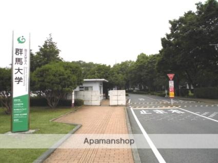 群馬県前橋市関根町[1K/26.49m2]の周辺1