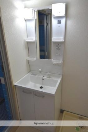 群馬県前橋市朝倉町1丁目[2LDK/54.5m2]の洗面所