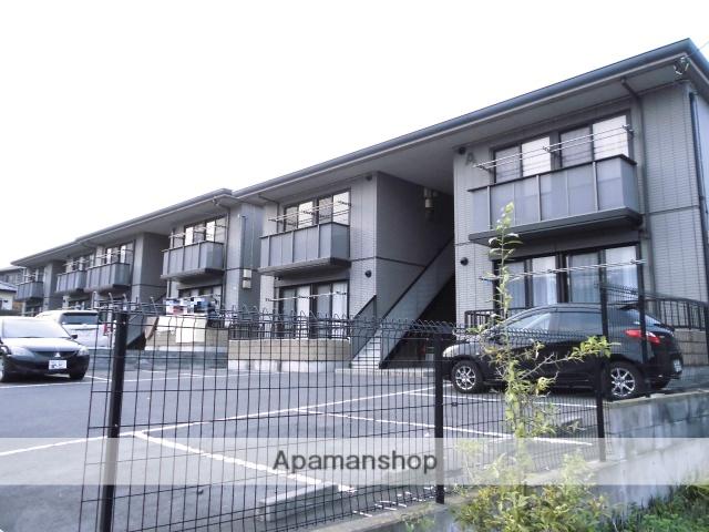 群馬県渋川市、金島駅徒歩23分の築13年 2階建の賃貸アパート
