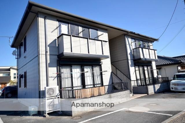 群馬県前橋市、群馬総社駅徒歩17分の築8年 2階建の賃貸アパート