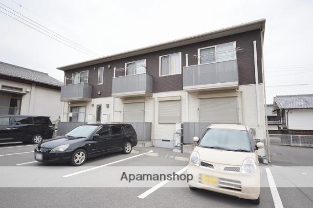 群馬県渋川市、渋川駅徒歩15分の築9年 2階建の賃貸アパート