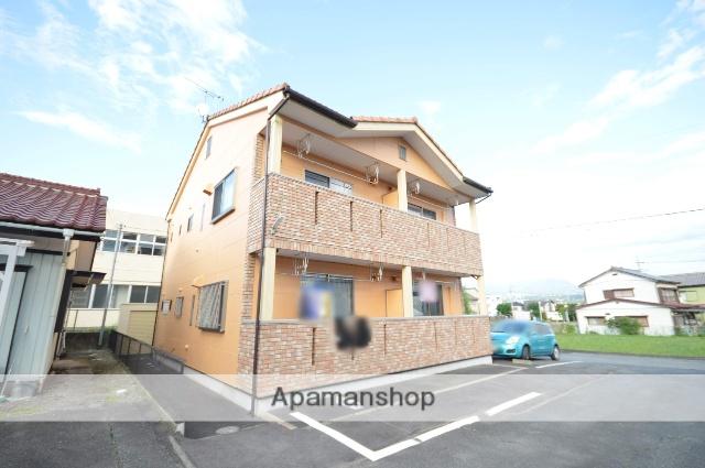 群馬県渋川市、渋川駅徒歩12分の築13年 2階建の賃貸アパート