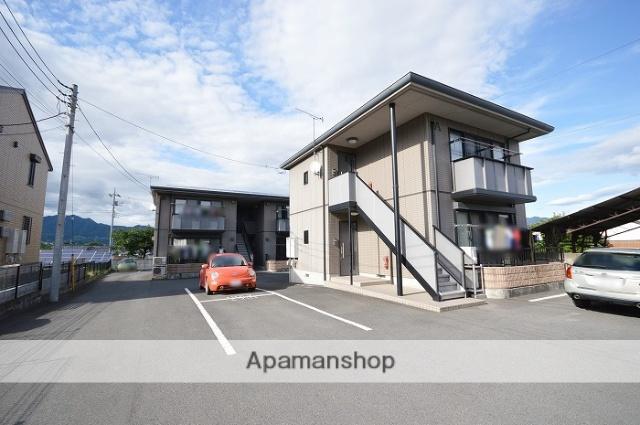 群馬県渋川市、金島駅徒歩65分の築12年 2階建の賃貸アパート