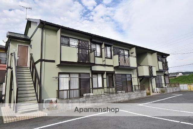 群馬県渋川市、八木原駅徒歩17分の築22年 2階建の賃貸アパート