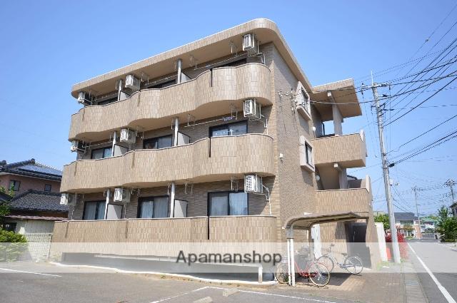 群馬県前橋市、群馬総社駅徒歩48分の築15年 3階建の賃貸マンション