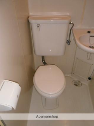 群馬県前橋市荒牧町1丁目[1K/15.71m2]のトイレ