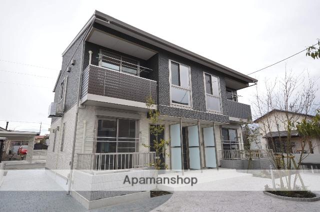 群馬県渋川市、渋川駅徒歩45分の築1年 2階建の賃貸アパート