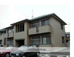 群馬県前橋市、三俣駅徒歩30分の築15年 2階建の賃貸アパート
