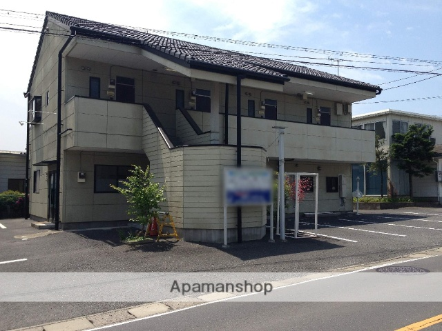 群馬県渋川市、八木原駅徒歩9分の築15年 2階建の賃貸アパート
