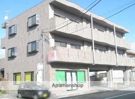 群馬県前橋市、中央前橋駅徒歩35分の築21年 3階建の賃貸マンション
