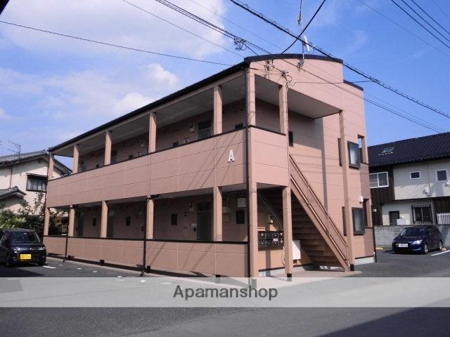 群馬県前橋市、前橋駅バス15分青柳下車後徒歩6分の築14年 2階建の賃貸アパート