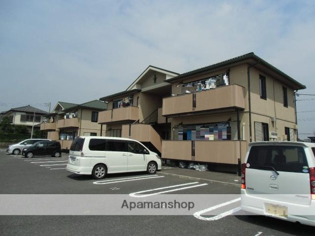 群馬県渋川市、八木原駅徒歩13分の築13年 2階建の賃貸アパート