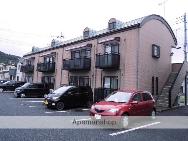 群馬県渋川市、金島駅徒歩90分の築19年 2階建の賃貸アパート