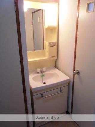 群馬県前橋市上小出町3丁目[2LDK/50.63m2]の洗面所