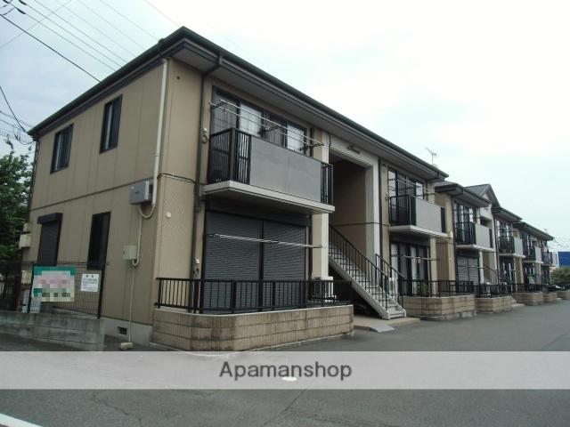 群馬県渋川市、金島駅徒歩82分の築14年 2階建の賃貸アパート