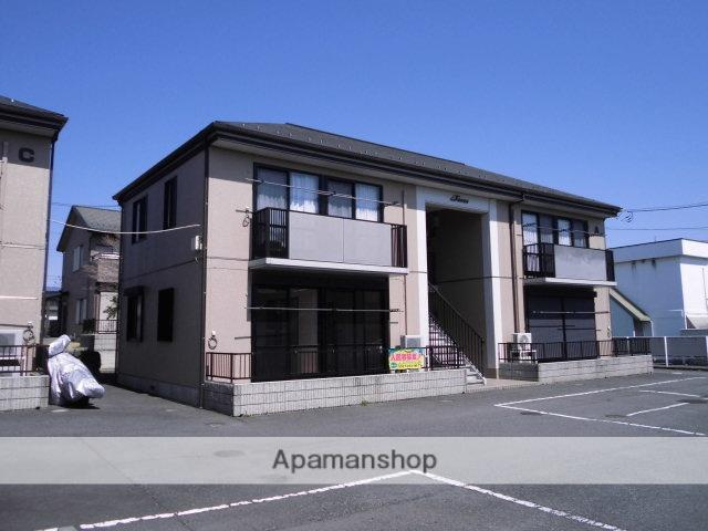 群馬県渋川市、群馬総社駅徒歩90分の築15年 2階建の賃貸アパート