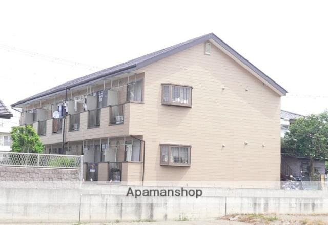 群馬県前橋市、群馬総社駅徒歩49分の築24年 2階建の賃貸アパート