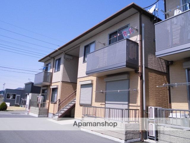 群馬県渋川市、金島駅徒歩17分の築6年 2階建の賃貸アパート