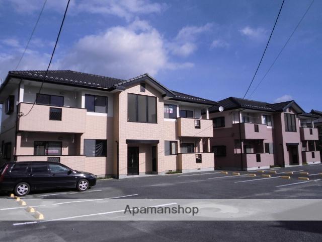 群馬県渋川市、群馬総社駅徒歩62分の築15年 2階建の賃貸アパート