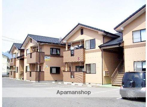 群馬県渋川市、金島駅徒歩47分の築19年 2階建の賃貸アパート