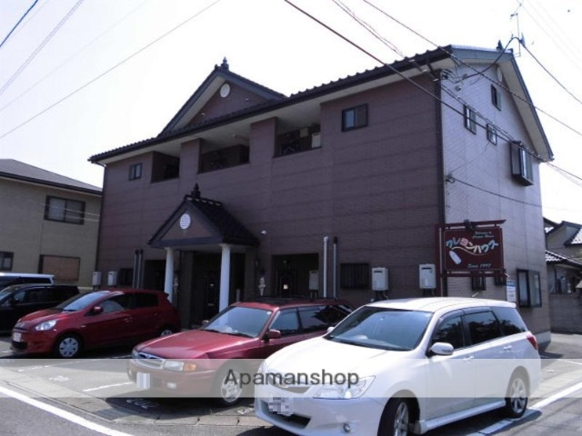 群馬県前橋市、群馬総社駅徒歩43分の築19年 2階建の賃貸アパート