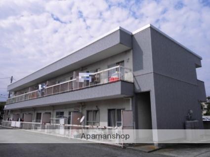 群馬県前橋市、群馬総社駅徒歩62分の築39年 2階建の賃貸マンション