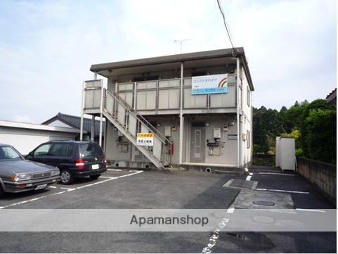 群馬県渋川市、金島駅徒歩79分の築25年 2階建の賃貸アパート