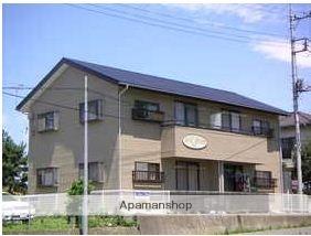 群馬県前橋市、三俣駅徒歩74分の築25年 2階建の賃貸アパート