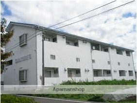 群馬県前橋市、群馬総社駅徒歩67分の築24年 2階建の賃貸アパート