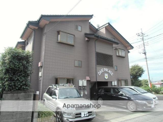 群馬県前橋市、三俣駅徒歩56分の築26年 2階建の賃貸アパート