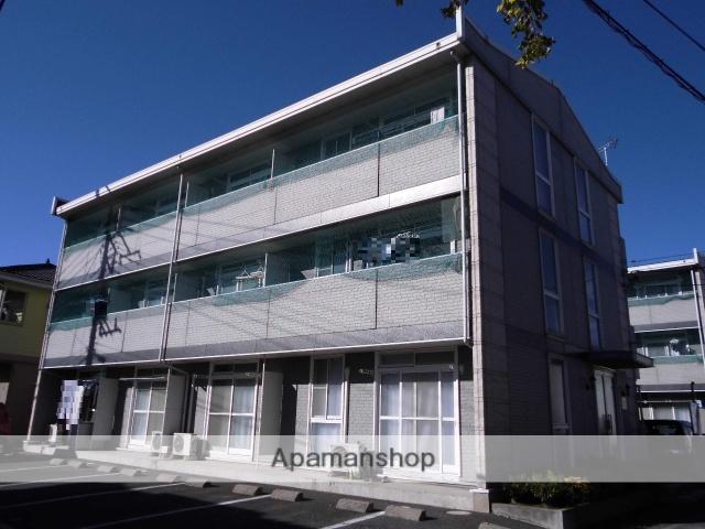 群馬県前橋市、三俣駅徒歩48分の築21年 3階建の賃貸マンション