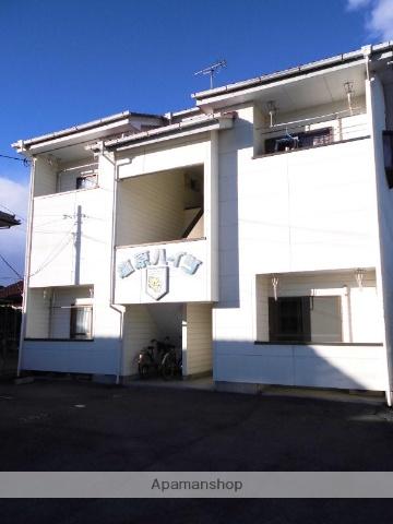群馬県前橋市、群馬総社駅徒歩59分の築21年 2階建の賃貸アパート