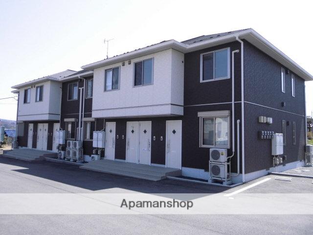 群馬県渋川市、渋川駅徒歩23分の築5年 2階建の賃貸アパート