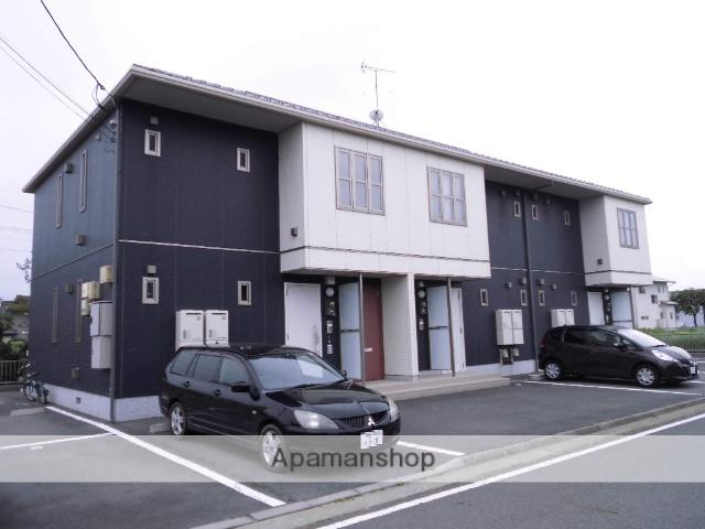 群馬県前橋市、群馬総社駅徒歩33分の築9年 2階建の賃貸アパート