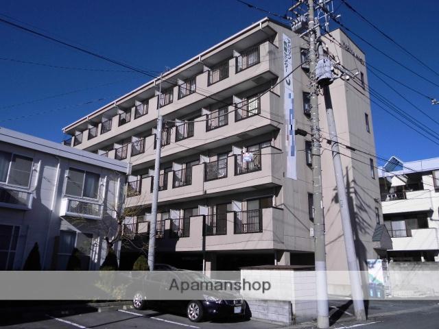 群馬県渋川市、渋川駅徒歩8分の築24年 6階建の賃貸マンション