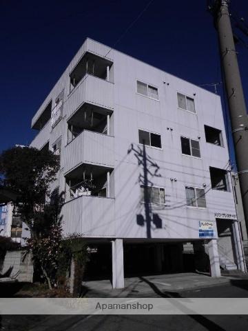 群馬県渋川市、金島駅徒歩72分の築23年 4階建の賃貸アパート