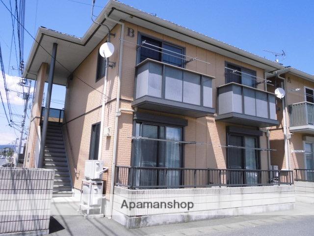 群馬県前橋市、中央前橋駅徒歩45分の築12年 2階建の賃貸アパート