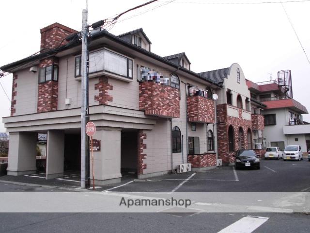 群馬県渋川市、八木原駅徒歩2分の築22年 2階建の賃貸アパート