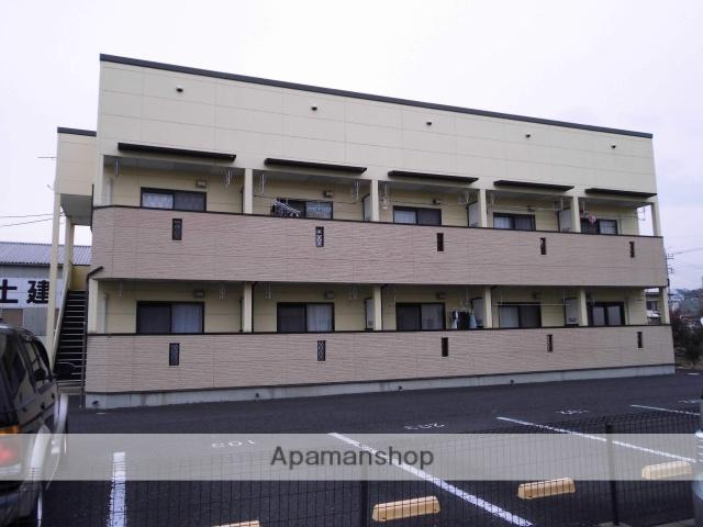 群馬県渋川市、渋川駅徒歩20分の築15年 2階建の賃貸アパート