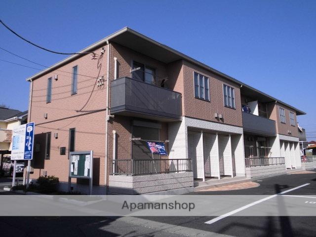 群馬県前橋市、群馬総社駅徒歩72分の築6年 2階建の賃貸アパート