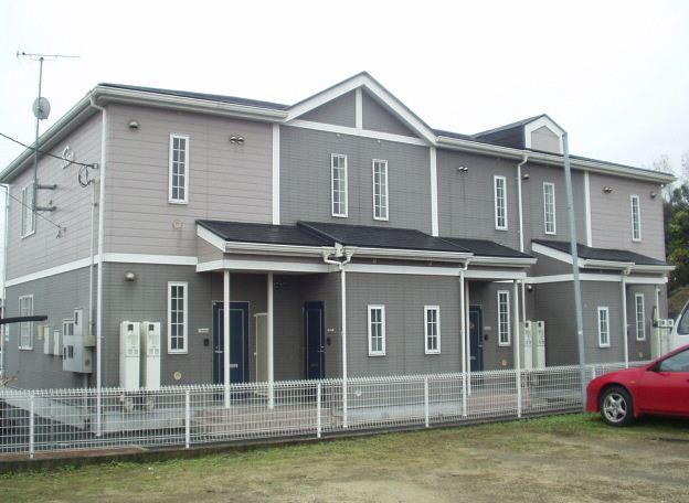 群馬県北群馬郡吉岡町、八木原駅徒歩36分の築19年 2階建の賃貸アパート