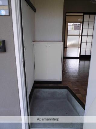 群馬県渋川市半田[2DK/39.8m2]の玄関