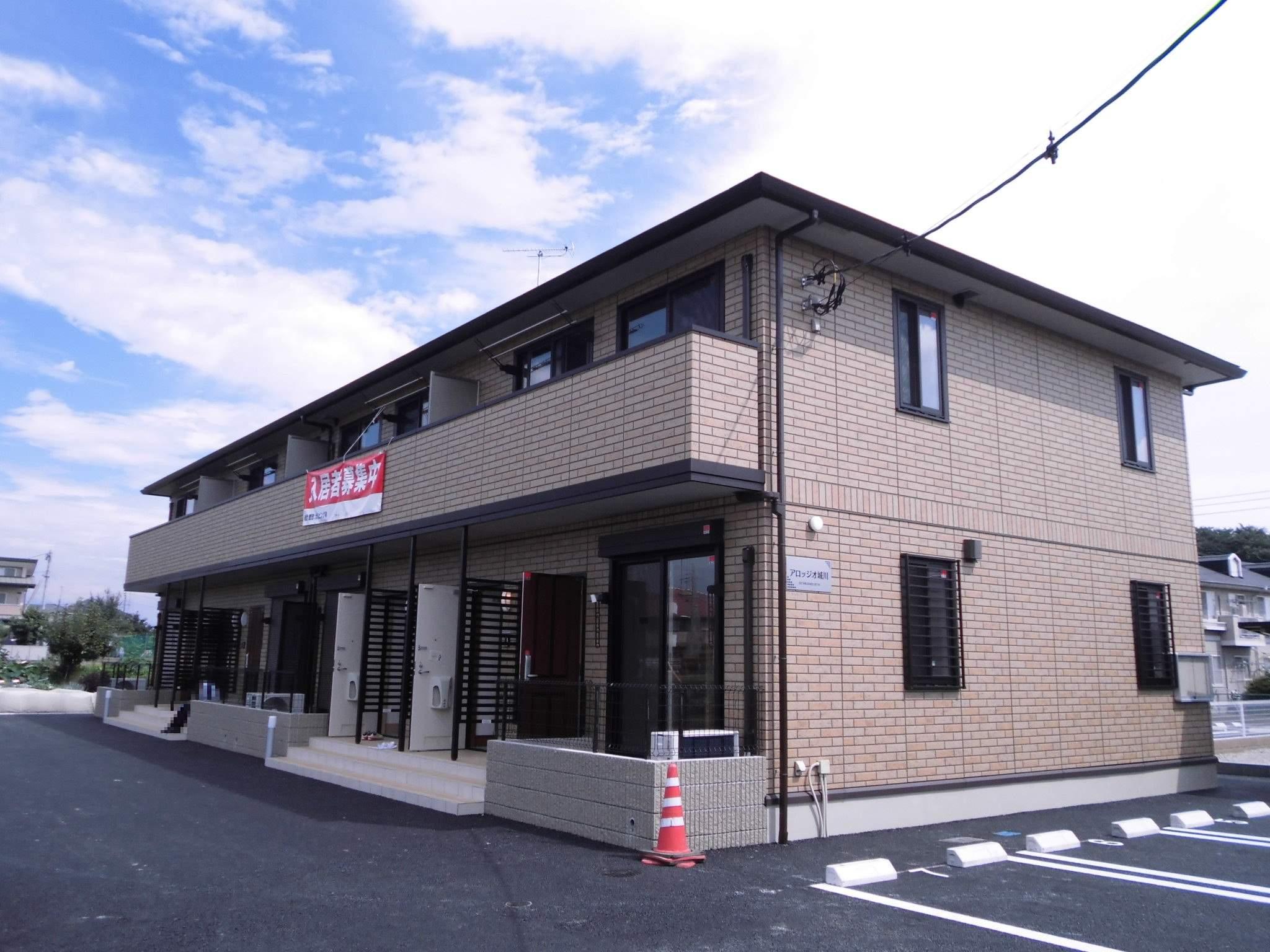 群馬県前橋市、群馬総社駅徒歩18分の築3年 2階建の賃貸アパート