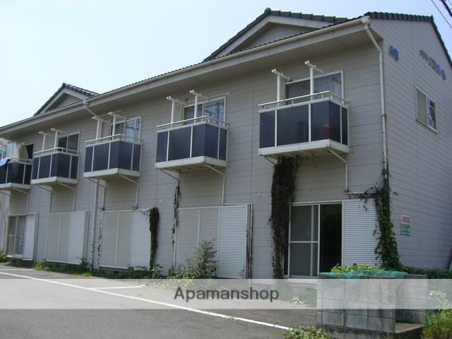群馬県太田市、野州山辺駅徒歩35分の築24年 2階建の賃貸アパート